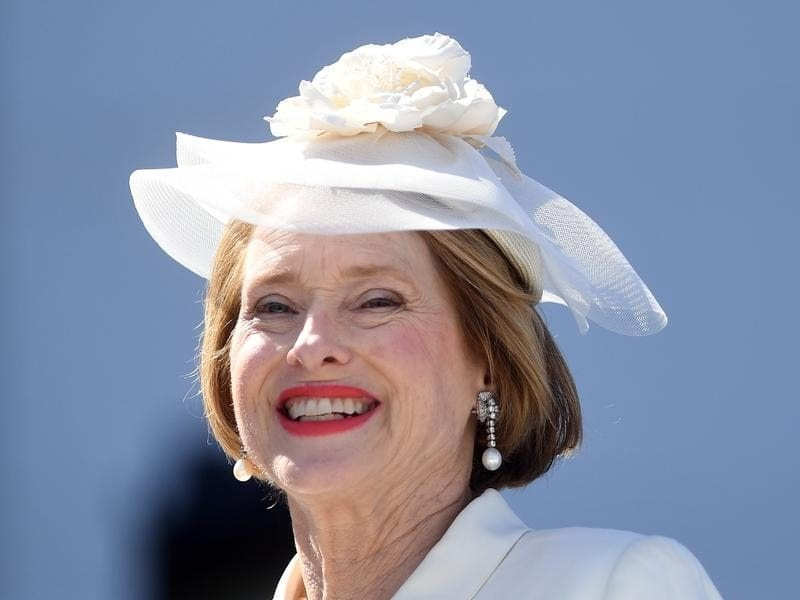 Gai Waterhouse after the Matriarch Stakes.