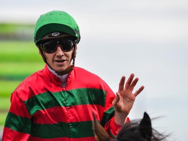 Jockey Jason Collett