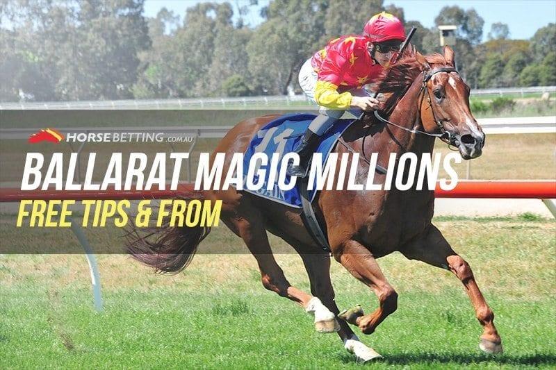 Ballarat Magic Millions tips