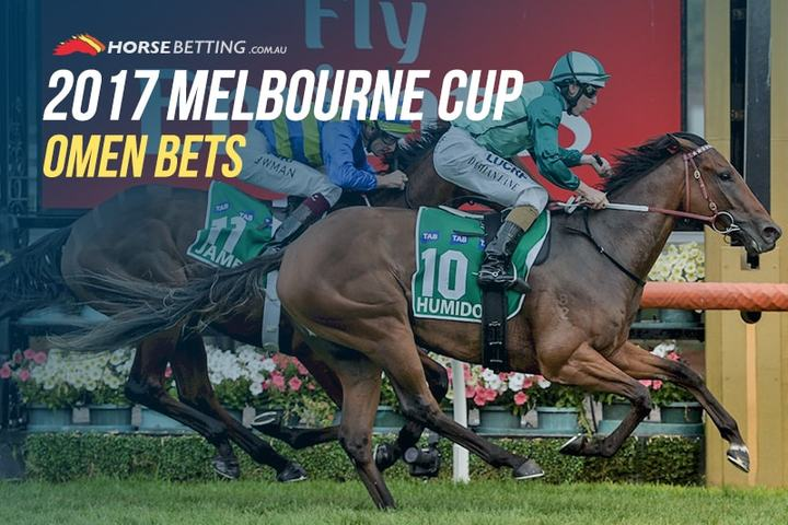 Melbourne Cup omen bets 2017