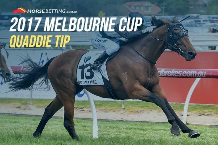 Melbourne Cup quaddie tip