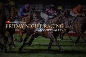 Friday Night Racing at Moonee Valley