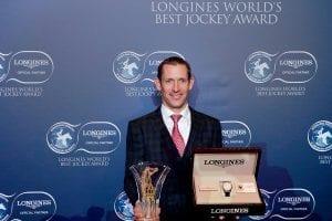 Hugh Bowman named world's best jockey
