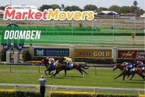Doomben market movers