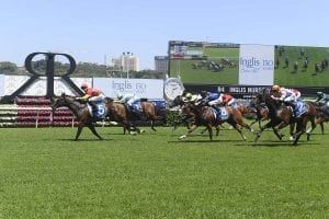 Irish Bet wins Inglis Nursery
