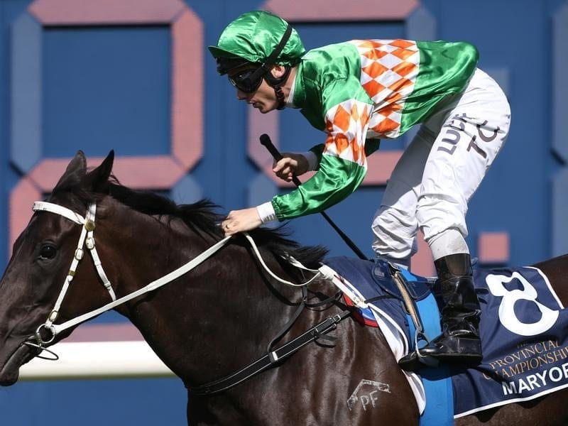 Maryore will resume from a spell at Rosehill.