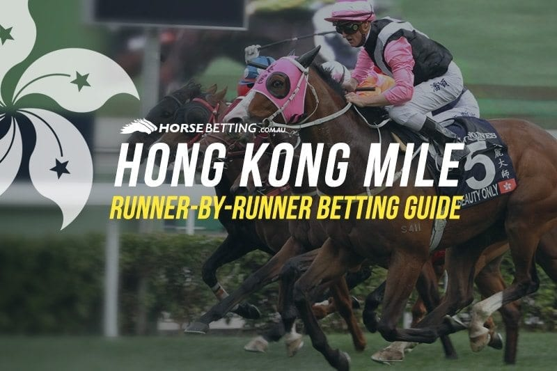 Hong Kong Mile betting