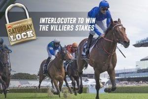 interlocutor Villiers Stakes odds betting