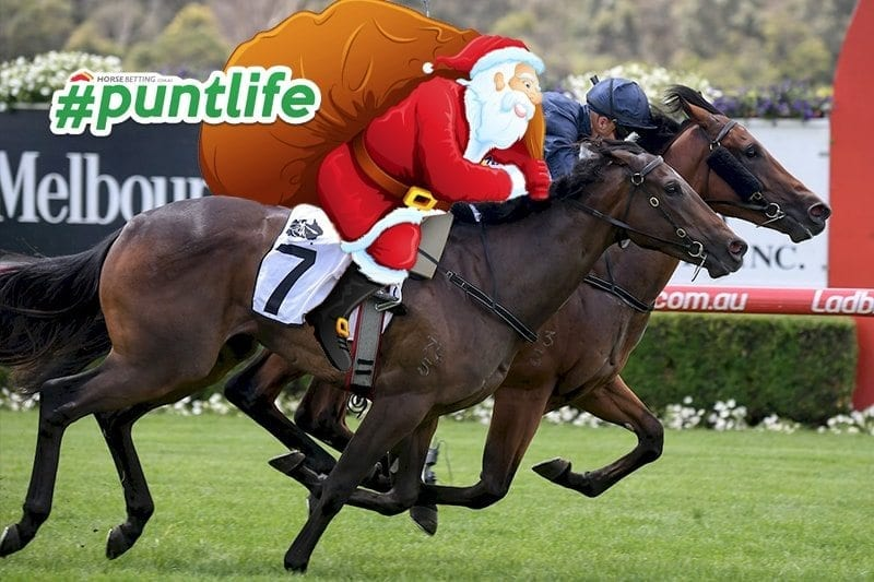 Christmas Horse Racing.Santa S Stocking Fillers Tips And Form For Narromine