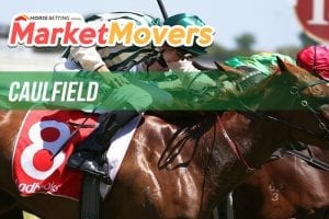 Caulfield market movers for Saturday, March 31