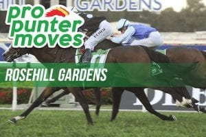 Rosehill market movers for Saturday, March 31