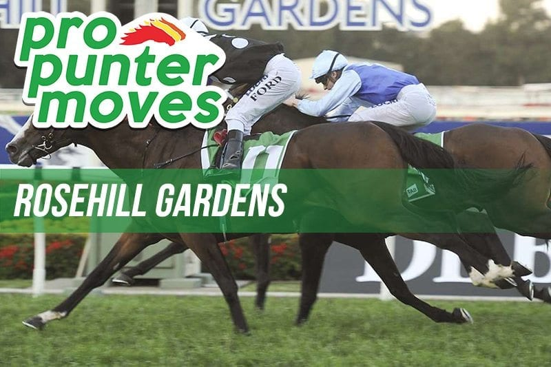 Rosehill Market Movers