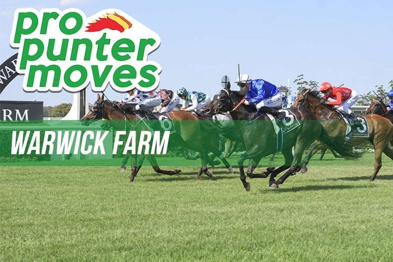 Warwick Farm Market Movers