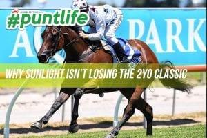 Sunlight is still set to take out Magic Millions 2YO Classic