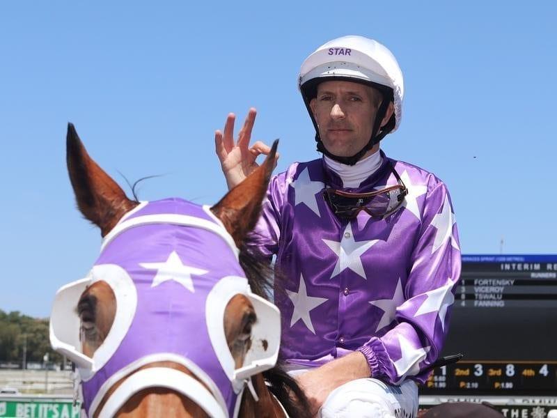 Jockey Hugh Bowman