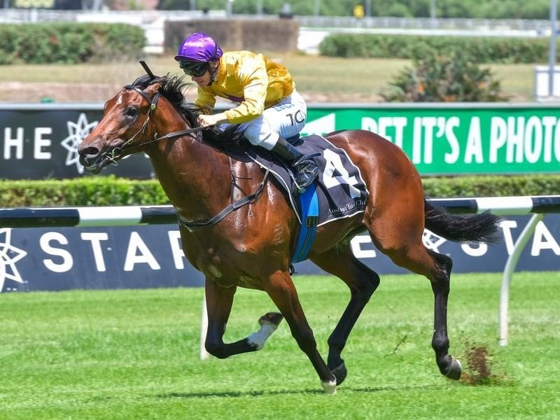 Santos wins at Randwick.