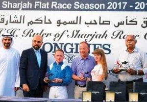 Af Maher Wins Hh Ruler Of Sharjah Trophy In Season Finale