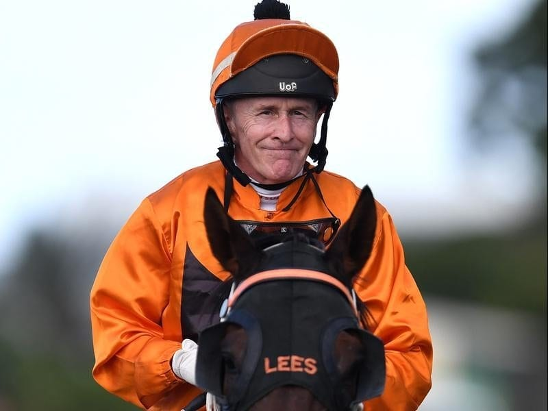 Jockey Jeff Lloyd