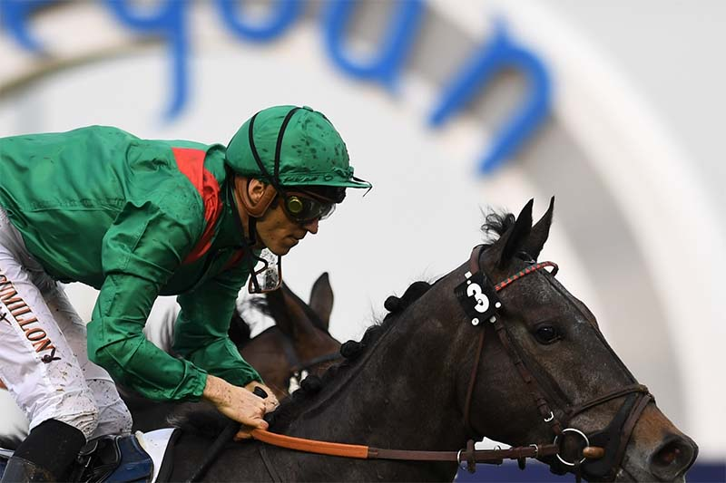 Vazirabad two time winner of Dubai World Cup