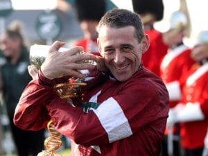 Davy Russell wins first Grand National