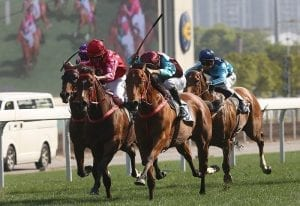 First stakes success for Beat The Clock in Sprint Cup