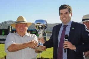 Clarry Conners to chase another Oaks win
