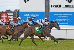 Donizetti shaping up for course and distance test