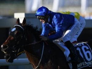 Victory impending for Godolphin