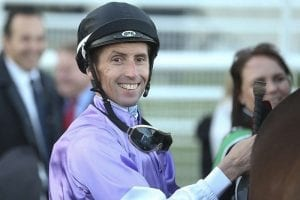 Nash Rawiller to miss Derby at Randwick