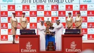 Saeed bin Suroor dominates Dubai World Cup meet