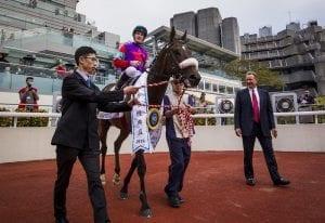 Millard eyes future with Singapore Sling ahead of Champions Mile tilt