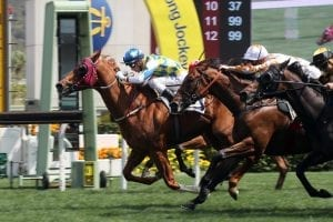 Clipperton and Moore click in Beijing Clubhouse Anniversary Cup