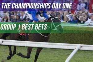 Group 1 tips for Day one of The Championships