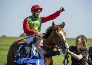 Guineas shock has NZ connection