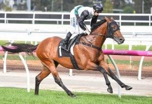 Boom Time streets rivals in Flemington win