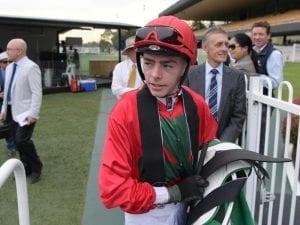 Memorable win for Irish apprentice Dolan