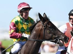 Tony Gollan's luck holds in close finish