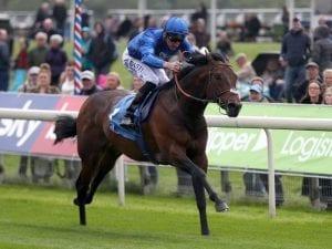 Harry Angel wins Duke of York Stakes