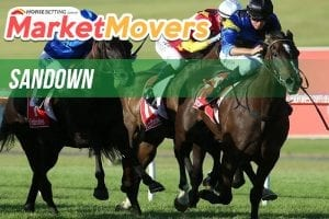 Sandown betting moves for Wednesday, May 16