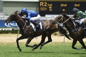 Moher chases consolation win for Godolphin