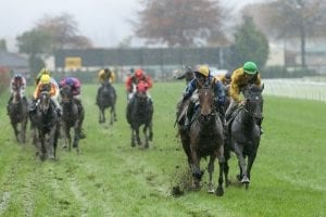 Top trainers claim Group 3 double