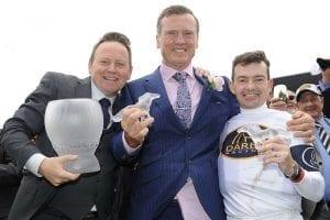 Gracida in thrilling Chief de Beers win