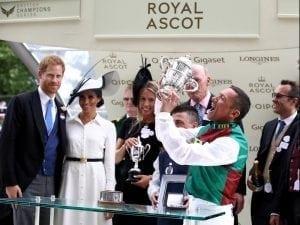 Royal Ascot treble for Dettori, Gosden