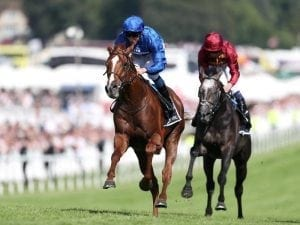 Masar delivers Derby win for Godolphin