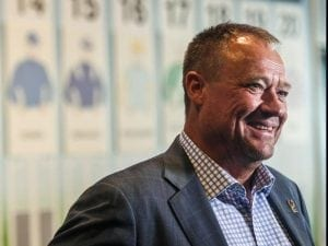 Tony McEvoy looking to spring with fillies