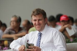 First Singapore Group One for Mark Walker