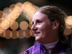 Jamie Kah back on Mintha for Valley race