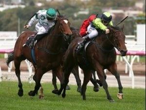 Egyptian Bullet chasing Flemington upset