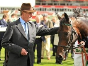 UK horse racing mourns trainer John Dunlop