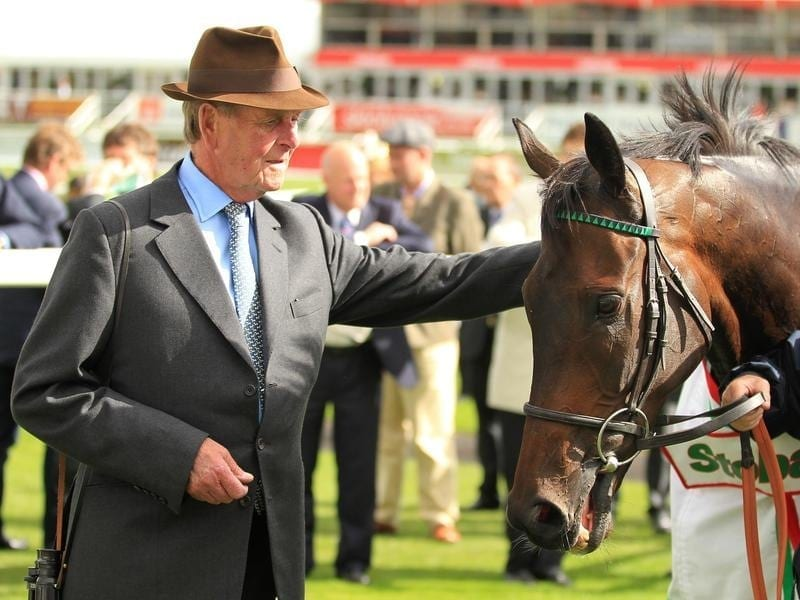 UK horse racing mourns trainer John Dunlop